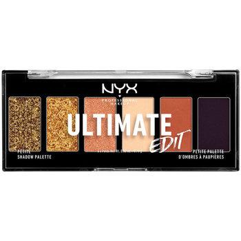 Belleza Mujer Sombra de ojos & bases Nyx Ultimate Edit Petite Shadow Palette ultimate Utopia