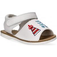 Zapatos Niña Sandalias Bubble 54800 blanco