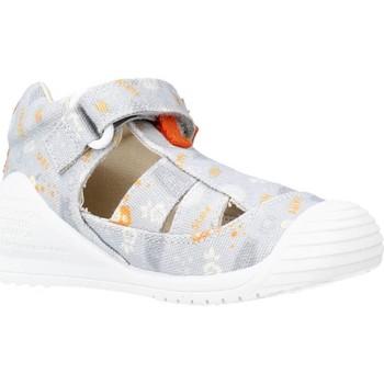 Zapatos Niño Sandalias Biomecanics 212221 Gris