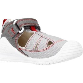 Zapatos Niño Sandalias Biomecanics 212222 Gris