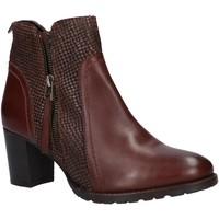 Zapatos Mujer Botines Kickers 588970 UMAWA Marr?n