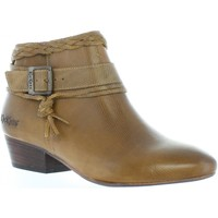 Zapatos Mujer Botines Kickers 512160-50 WESTBOOTS Beige