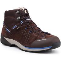 Zapatos Hombre Senderismo Garmont Santiago GTX 481240-217 marrón