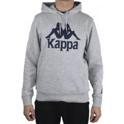 textil Hombre Sudaderas Kappa Taino Hooded gris