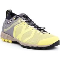 Zapatos Mujer Senderismo Garmont Agamura Knit WMS 481036-605 amarillo, gris