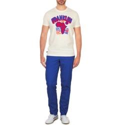 textil Hombre pantalones chinos Franklin & Marshall GLADSTONE Azul