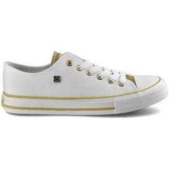 Zapatos Mujer Zapatillas bajas Big Star HH274458 Blanco