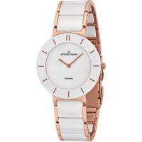 Relojes & Joyas Mujer Relojes analógicos Jacques Lemans 1-1866D, Quartz, 38mm, 10ATM Oro