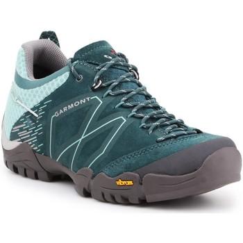 Zapatos Mujer Senderismo Garmont Sticky Stone GTX WMS 481015-613 green