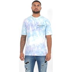textil Hombre Polos manga larga Sixth June T-shirt  Custom Tie Dye noir