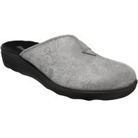 Zapatos Mujer Pantuflas Romika Westland Nice 82 gris pardo