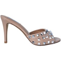 Zapatos Mujer Zuecos (Mules) Steve Madden ERIN05S1 Rosa