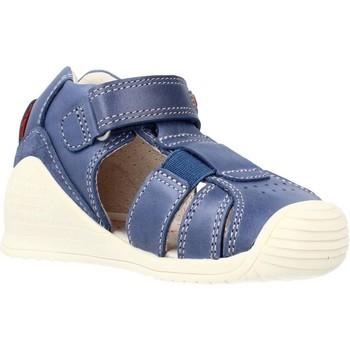Zapatos Niño Sandalias Biomecanics 212134 Azul