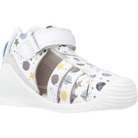 Zapatos Niño Sandalias Biomecanics 212142 Blanco