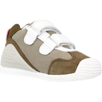 Zapatos Niño Zapatillas bajas Biomecanics 212153 Verde