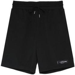 textil Hombre Shorts / Bermudas Sixth June Short  Mesh Logo noir