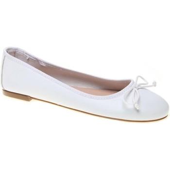 Zapatos Mujer Bailarinas-manoletinas Calmoda 6141.02 CAL BLANCO