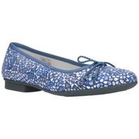 Zapatos Mujer Bailarinas-manoletinas Nature 1023 sand azul Mujer Azul bleu