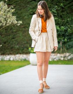 textil Mujer Chaquetas / Americana Céleste ALIZE Beige