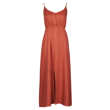 textil Mujer Vestidos largos Betty London ONNANA Terracota