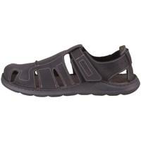 Zapatos Hombre Sandalias de deporte Josef Seibel Maverick 01 Negros