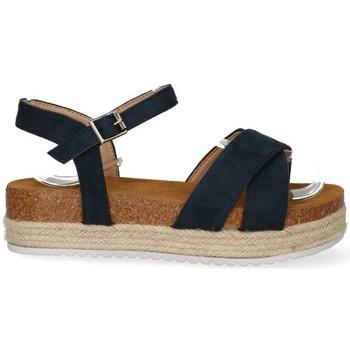 Zapatos Mujer Sandalias Luna 56251 azul