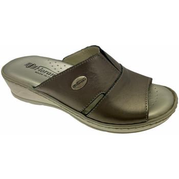 Zapatos Mujer Zuecos (Mules) Florance FL22505bro tortora
