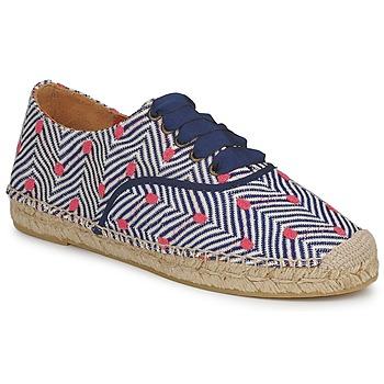 Zapatos Mujer Alpargatas Missoni VM045 Azul / Rosa