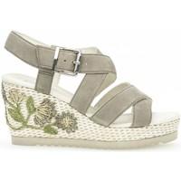 Zapatos Mujer Sandalias Gabor 25.793/18T35-2.5 Gris