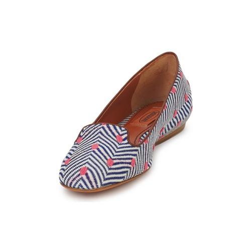 Missoni Vm036 Zapatos AzulRosa Mujer Mocasín 54Rj3LqcA