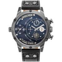Relojes & Joyas Hombre Relojes analógicos Police PL15982JSQ.03, Quartz, 49mm, 3ATM Plata
