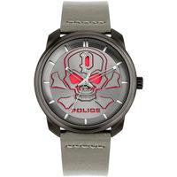 Relojes & Joyas Hombre Relojes analógicos Police PL15714JSU.61, Quartz, 44mm, 3ATM Gris