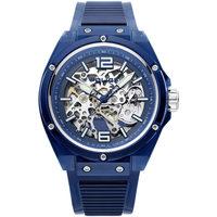 Relojes & Joyas Hombre Relojes analógicos Police PL15924JPBL.48P, Quartz, 44mm, 3ATM Azul