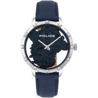 Relojes & Joyas Mujer Relojes analógicos Police PL16041MS.03, Quartz, 36mm, 3ATM Plata
