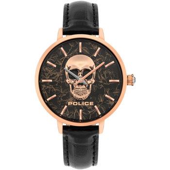 Relojes & Joyas Mujer Relojes analógicos Police PL16032MSR.02, Quartz, 36mm, 3ATM Oro