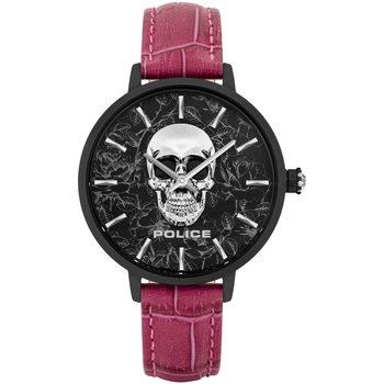 Relojes & Joyas Mujer Relojes analógicos Police PL16032MSB.02, Quartz, 36mm, 3ATM Negro