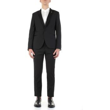textil Hombre Trajes Manuel Ritz 3030AR3129-210000 Negro
