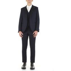 textil Hombre Trajes Manuel Ritz 3030ARW3328-213030 Azul