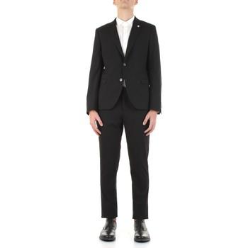 textil Hombre Trajes Manuel Ritz 3032A3109-213044 Negro