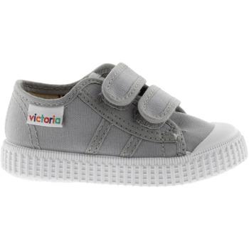 Zapatos Niños Zapatillas bajas Victoria 36606.05 VIC ZINC