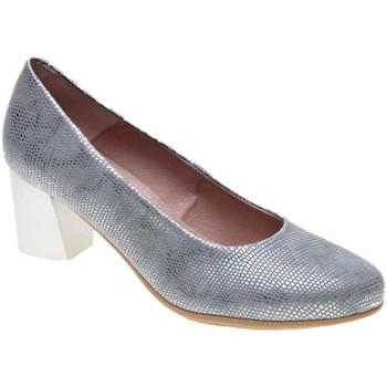 Zapatos Mujer Richelieu Pitillos 5551.83 PIT PLATA