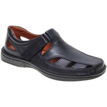 Zapatos Hombre Sandalias 48 Horas 7101.01 48H NEGRO