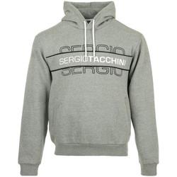 textil Hombre Sudaderas Sergio Tacchini  Gris