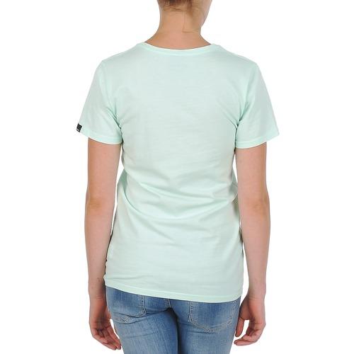 Corta Verde Pacific Textil Mujer Manga Nixon Camisetas KcTF3Jl1