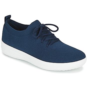 Zapatos Mujer Zapatillas bajas FitFlop F-SPORTY UBERKNIT SNEAKERS Marino