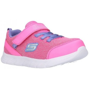 Zapatos Niña Deportivas Moda Skechers 302107N HPPR Niña Fucsia violet