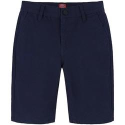 textil Niño Shorts / Bermudas Levi's LVB STRAIGHT XX CHINO SHORT Azul