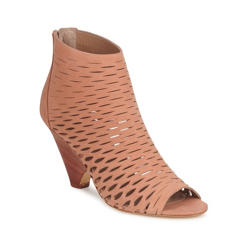 Casual salvaje Zapatos especiales JFK  Nude