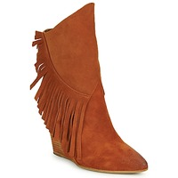 Zapatos Mujer Botines Strategia FRANGIO Marrón