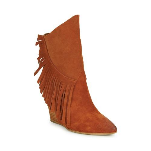 Los zapatos más populares para hombres y mujeres Zapatos especiales Strategia FRANGIO Marrón